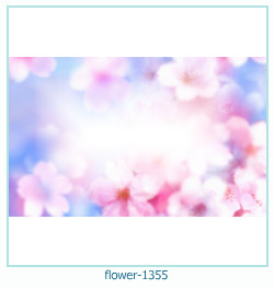 flower Photo frame 1355