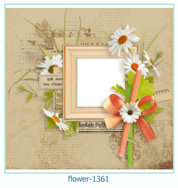 flower Photo frame 1361
