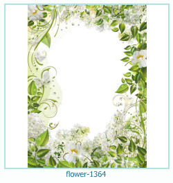 flower Photo frame 1364
