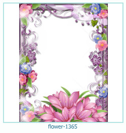flower Photo frame 1365