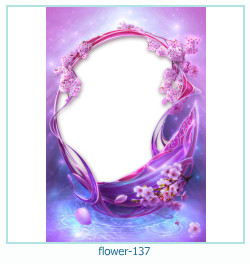 flower Photo frame 137