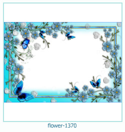 flower Photo frame 1370