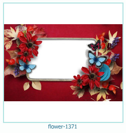 flower Photo frame 1371