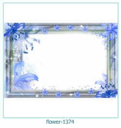 flower Photo frame 1374