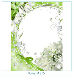flower Photo frame 1375