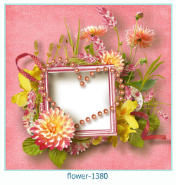 flower Photo frame 1380