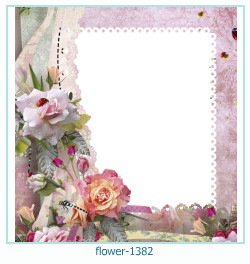 flower Photo frame 1382