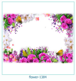flower Photo frame 1384