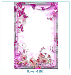 flower Photo frame 1392