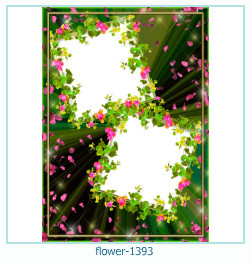 flower Photo frame 1393