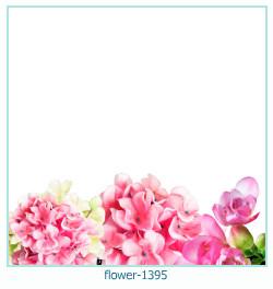 Marco de la foto de la flor 1395