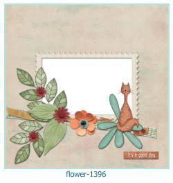 Marco de la foto de la flor 1396