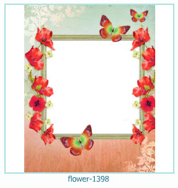 flower Photo frame 1398