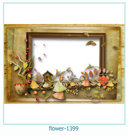 flower Photo frame 1399