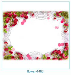 flower Photo frame 1403