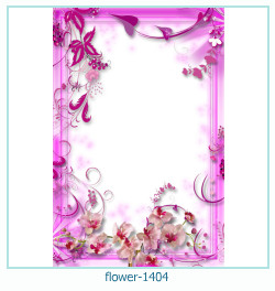 flower Photo frame 1404