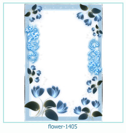 flower Photo frame 1405