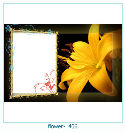 flower Photo frame 1406
