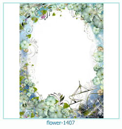 flower Photo frame 1407