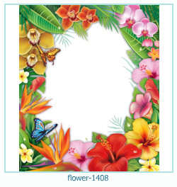 flower Photo frame 1408