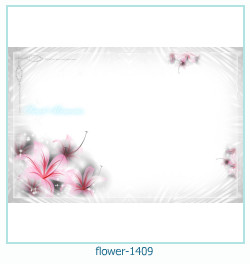 flower Photo frame 1409
