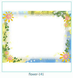 flower Photo frame 141
