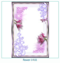 flower Photo frame 1410