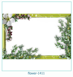 flower Photo frame 1411