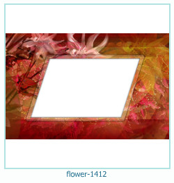 flower Photo frame 1412