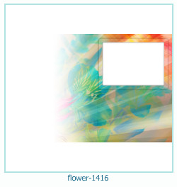 flower Photo frame 1416