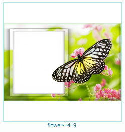 flower Photo frame 1419