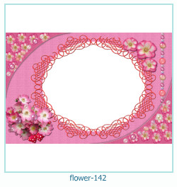 flower Photo frame 142