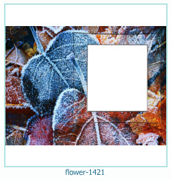 flower Photo frame 1421