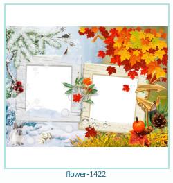 Marco de la foto de la flor 1422