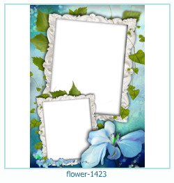 flower Photo frame 1423