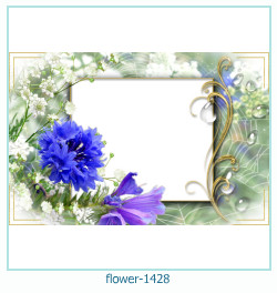 flower Photo frame 1428