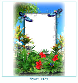 flower Photo frame 1429