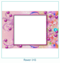 flower Photo frame 143
