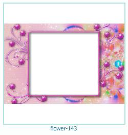 Blume Fotorahmen 143
