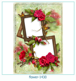 flower Photo frame 1430