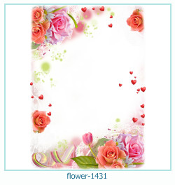 flower Photo frame 1431