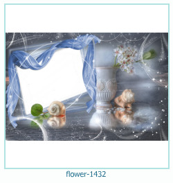 flower Photo frame 1432
