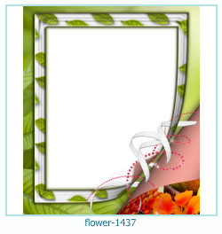 flower Photo frame 1437
