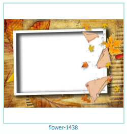 flower Photo frame 1438