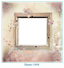 flower Photo frame 1444