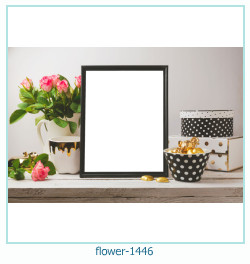 flower Photo frame 1446