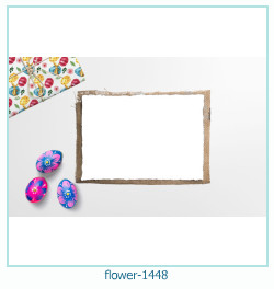flower Photo frame 1448