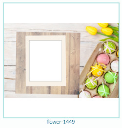 flower Photo frame 1449