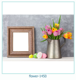 flower Photo frame 1450
