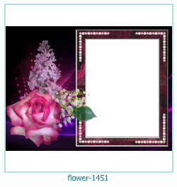 flower Photo frame 1451
